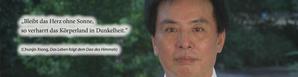 Zitat von Dao Foundation Stifter Chunjin Xiong